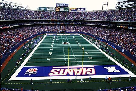 New York Giants - Giants Stadium